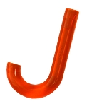UV Bore Light Illuminator Flaming Orange - 2 Pack