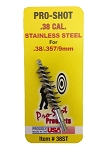 .38/.357 Stainless Steel Brush